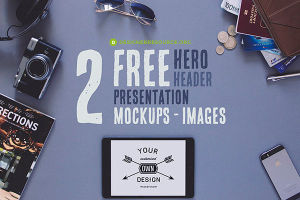 Header Presentation Templates