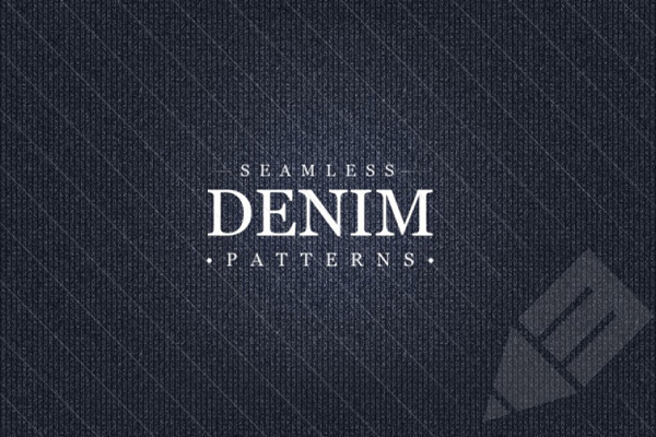 Seamless Denim Patterns